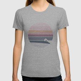 Sunset Surf T-shirt