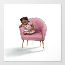 Dream Chair Canvas Print