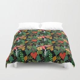 Botanical Frame Duvet Cover