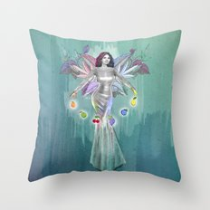 FROOT Princess Throw Pillow