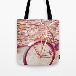 Rusty Spokes Tote Bag