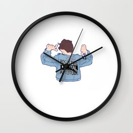 jacksepticeye Wall Clock