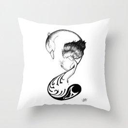 Phone Design 01 Throw Pillow