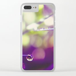 Tricks of Light Clear iPhone Case