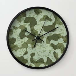 NOISE IV - (Noise Pattern Series) Wall Clock