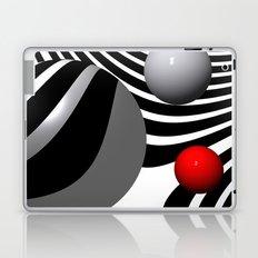 stripes and balls -2- Laptop & iPad Skin