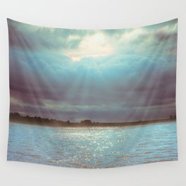 Across The Water Wall Tapestry