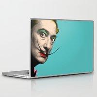 dali Laptop & iPad Skins featuring Salvador Dali by mark ashkenazi