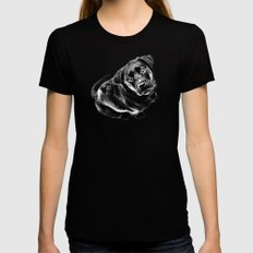 Skye Womens Fitted Tee Black X-LARGE