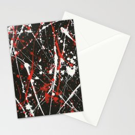 The Descent Stationery Cards