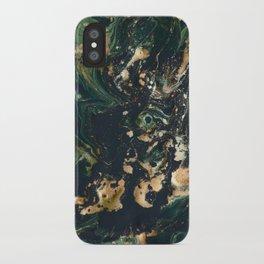 Fluid Gold Series II iPhone Case