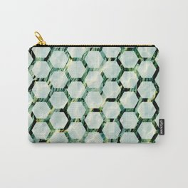 Sea Honeycomb Carry-All Pouch