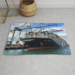 Containers Rug