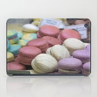 macaroons iPad Cases featuring macaroons by redlinedesign®