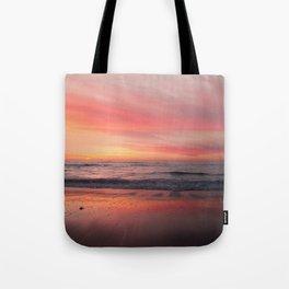 Blushing Sky Tote Bag
