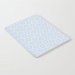 Flower Tiles Notebook