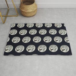 Kestrel Moon Rug