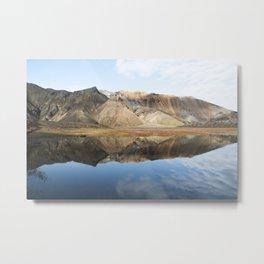 Highlands III Metal Print