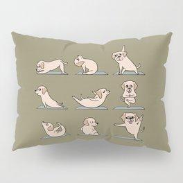 Labrador Retriever Yoga Pillow Sham