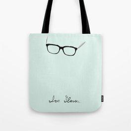 Ira Glasses Tote Bag