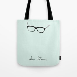 Ira Glasses Tote Bag