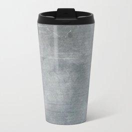 Vintage Concrete Wall Travel Mug