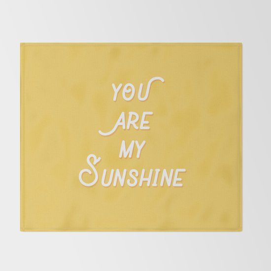 You Are My Sunshine by bymelissa