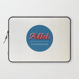 Alki Playground Laptop Sleeve