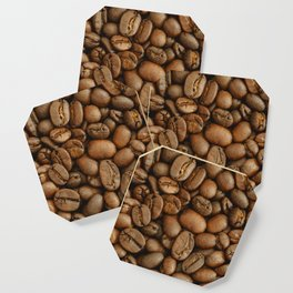 Roasted Coffee Beans Coaster