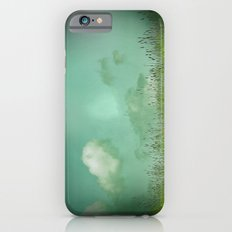 Daydreaming in the meadow - textured photography Slim Case iPhone 6s
