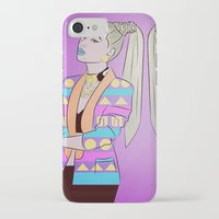 iggy iPhone & iPod Cases featuring iggy. by Júnior de Paula