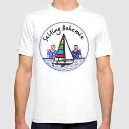 Beard Boy: Sailing Bohemia T-shirt