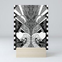 Expanding Mind Mini Art Print