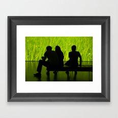 Greenerestifier Framed Art Print