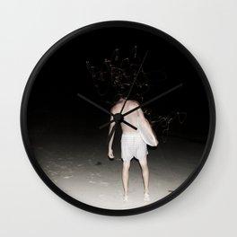Skim Wall Clock