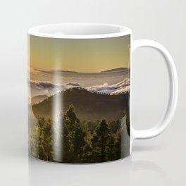Sunset at 1800m Coffee Mug