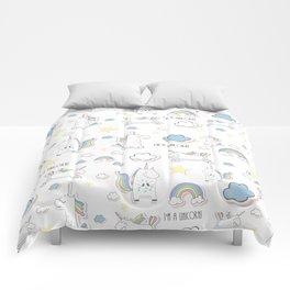 I am a Unicorn Comforters