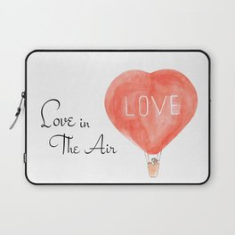 LOVE in the air Laptop Sleeve