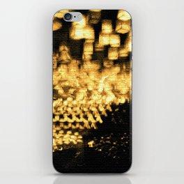 Countless lights iPhone Skin