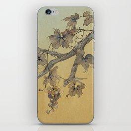 Spade's Grapevine iPhone Skin