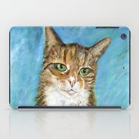 flora iPad Cases featuring Flora by gretzky