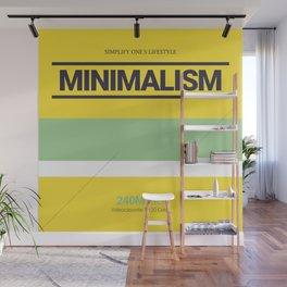 MINIMALISM #6 Wall Mural