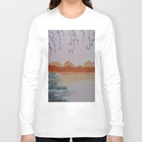 serenity Long Sleeve T-shirts featuring Serenity by Krista May