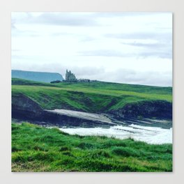 Adventures, Mullaghmore Ireland Canvas Print