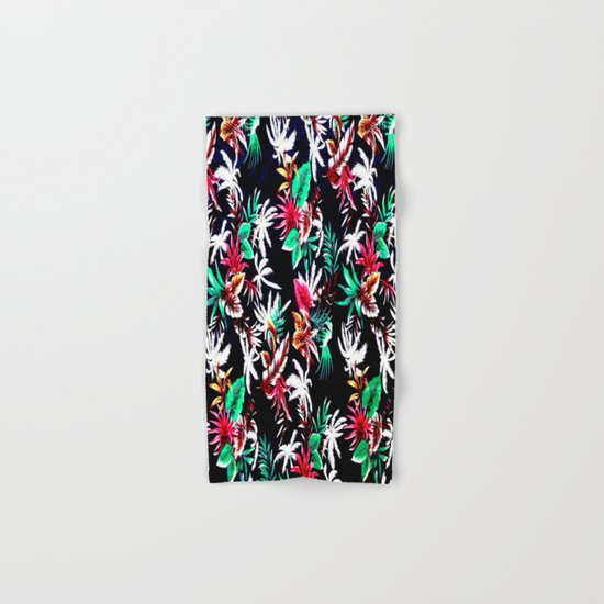 Exotic Flower Hand & Bath Towel