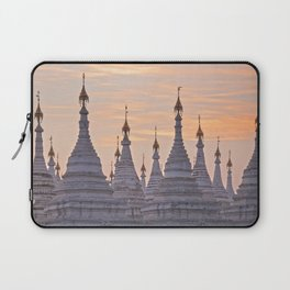 Sandamani Pagoda, Mandalay, Myanmar Laptop Sleeve