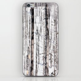 Winter Camouflage iPhone Skin
