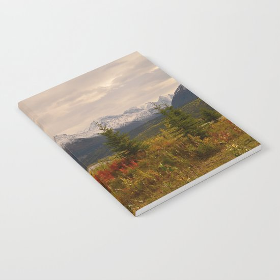 Seasons Turning Notebook