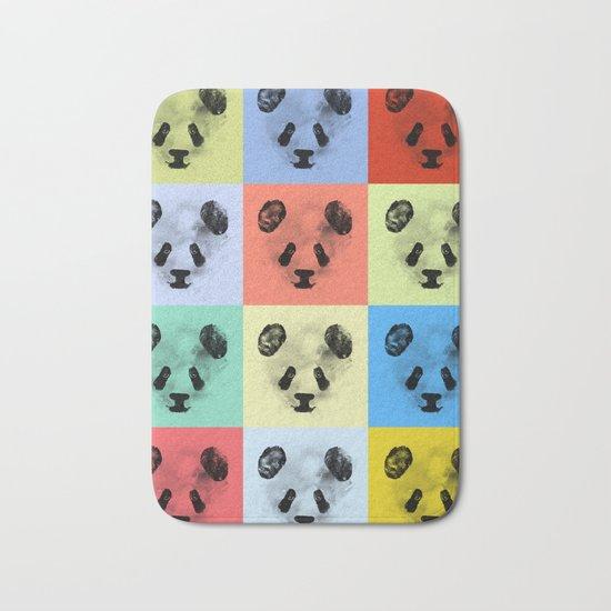 Panda Panda Panda Bath Mat