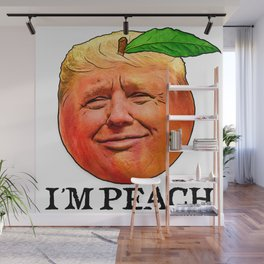 ImPeach Trump Wall Mural